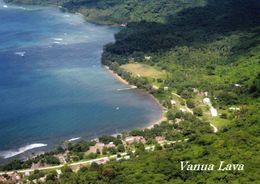 1 AK Vanuatu * Blick Auf Vanua Lava - Eine Vulkaninsel In Der Gruppe Der Banks-Inseln * - Vanuatu