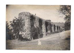 Beaunant. Aqueduc. Photo Originale 1902. - Andere Gemeenten
