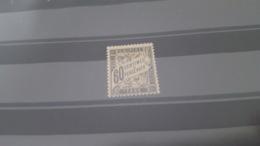 LOT 435078 TIMBRE DE FRANCE NEUF* N°21 VALEUR 1000 EUROS - Postage Due