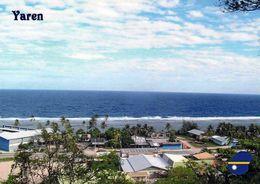 1 AK Nauru * Ansicht Von Yaren - Der Hauptdistrikt Von Nauru * - Nauru