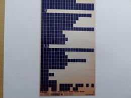 Microfiche  Renault 4  1965>1970  Pr808  1120-1123-2102-2104 - Autres Collections
