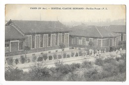 PARIS (19° Arr.) HOPITAL CLAUDE BERNARD - Pavillon Proust    - L 1 - Arrondissement: 19
