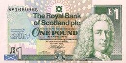 Scotland 1 Pound, P-360 (12.5.1999) - UNC - Scottish Parliament Banknote - [ 3] Schottland