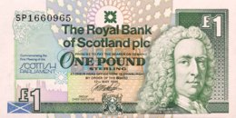 Scotland 1 Pound, P-360 (12.5.1999) - UNC - Scottish Parliament Banknote - [ 3] Scotland