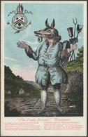 The Trusty Servant, Winchester, Hampshire, 1906 - Valentine's Postcard - Winchester