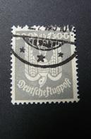 Allemagne - Empire - Yvert N° PA 26 Oblitéré - Luftpost