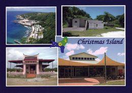 1 AK Christmas Island * Ansichten Dieser Insel Im Indischen Ozean - Die Weihnachtsinsel Gehört Zu Australien * - Christmas Island