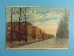 Vue Sur L'Hôpital Militaire Et Chaussée D'Hechtel... - Leopoldsburg (Camp De Beverloo)