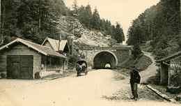 COL DE BUSSANG - Le Tunnel, Animée - Col De Bussang