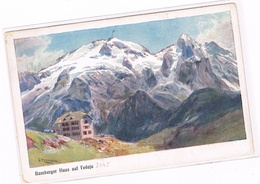 113 E.T.Compton Bamberger Haus Dolomiten Künstlerkarte - Ohne Zuordnung