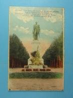 Monument Baron Chazal Ier Ministre De La Défense Nationale Camp De Berverloo - Leopoldsburg (Kamp Van Beverloo)