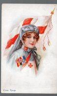 Carte Postale CROIX ROUGE UPU (PPP16724) - Croix-Rouge