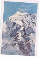 172-1 E.T.Compton Ortler  Tirol Künstlerkarte - Ohne Zuordnung