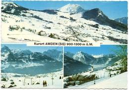 AMDEN Skilift - SG St. Gall