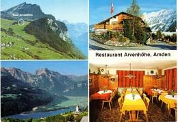 AMDEN Restaurant Arvenhöhe - SG St. Gall