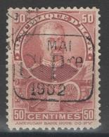 Haïti - YT 75 Oblitéré - 1902 - Haïti