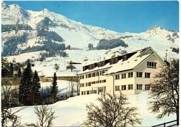 AMDEN Skigebiet Mattstock Jugendheim Schwendihus - SG St. Gall