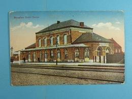 Beverloo Statie Station - Leopoldsburg (Kamp Van Beverloo)