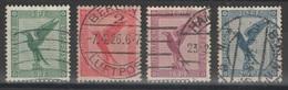 Allemagne - YT PA 27-30 Oblitérés - Luftpost