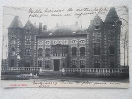 Cpa BATTEL Château (Mechelen) - Kasteel Van Battel / Château Du Baron Empain Malines - Mechelen