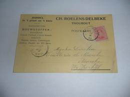 Torhout:thourout Ch Roelens -delbeke - Torhout
