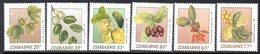 Zimbabwe 1991 Wild Fruits I Set Of 6, MNH, SG 810/5 (BA) - Zimbabwe (1980-...)
