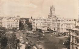 ***  PAIS VASCO  ***   MADRID  Plaza De Cebeles -- TB écrite - Madrid