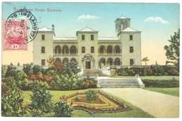 Cpa Antilles - Bermuda / Bermudes - Government House - Bermuda