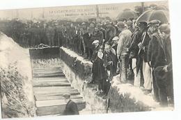 62 Catastrophe Des Mines De Courrieres Benediction De La Fosse Commune - Non Classés