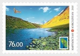 Kirgizië / Kyrgyzstan -  Postfris / MNH - Natuurreservaat 2018 - Kirghizistan