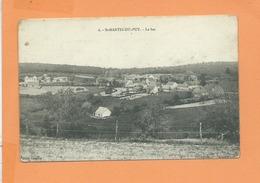 CPA - ST SAINT MARTIN DU PUY - Le Bas - France