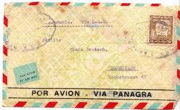 Postal History Cover: Bolivia Cover - Bolivia