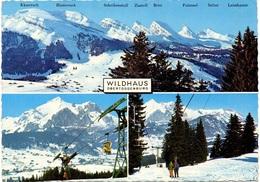WILDHAUS Skilift Und Sesselbahn - SG St. Gall