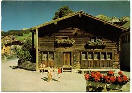 WILDHAUS Geburtshaus Von Ulrich Zwingli - SG St. Gall