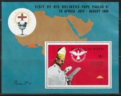 NIGERIA - BIAFRA - BLOC N° 1 ** (1969) Pape Paul VI - Nigeria (1961-...)