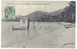 Cpa Antilles - Grenada / Grenade - The Joy Of Living, Grand Ance-Bathing Place - Grenada
