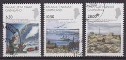 Sciences - GROENLAND - Année Géophysique, Expéditions Arctiques - N° 495-496-497 - 2008 - Groenland
