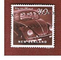 NUOVA ZELANDA (NEW ZEALAND) - SG 2329  -  2000 ON THE ROAD: VOLKSWAGEN BEETLE  -  USED° - New Zealand