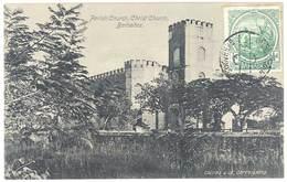Cpa Antilles - Barbados / Barbade - Parish Church, Christ Church - Barbades