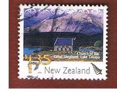 NUOVA ZELANDA (NEW ZEALAND) - SG 2605  -  2004 LAKE TEPAKO  -  USED° - Usati