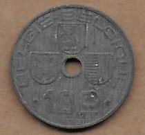10 Centimes Zinc 1946 FL-FR - 1934-1945: Leopold III