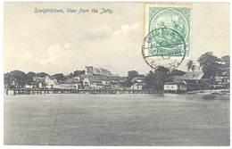 Cpa Antilles - Barbados / Barbade - Speightstown , View From The Jetty - Barbades
