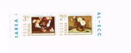 Fleurs.MNH,Neuf Sans Charnière,Falzlos. Yvert 2896/7 - 1948-.... Republics