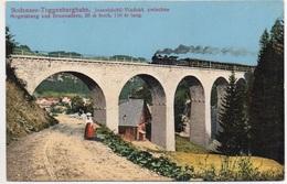 MOGELSBERG BRUNNADERN Bodensee-Toggenburg-Bahn - SG St. Gall