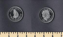 Gibraltar 5 Pence 2000 - Gibraltar