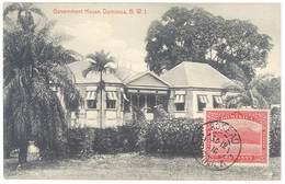 Cpa Antilles - Government House, Dominica - Dominique