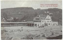 HERISAU Neuer Bahnhof Der Bodensee-Toggenburg-Bahn 1. Okt. 1910 - AR Appenzell Rhodes-Extérieures