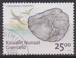 Fossile - GROENLAND - Eudimorphodon, Ptérosaure - N° 494 - 2008 - Groenland