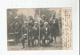 GUATEMALA MUNICIPALIDAD DE INDIOS DE CHICHI- CASTELNANGO 1909 - Guatemala