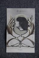 Art Nouveau : Les Camées - Femmes
